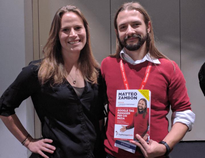 Krista Seiden e Matteo Zambon Google Tag Manager per chi inizia