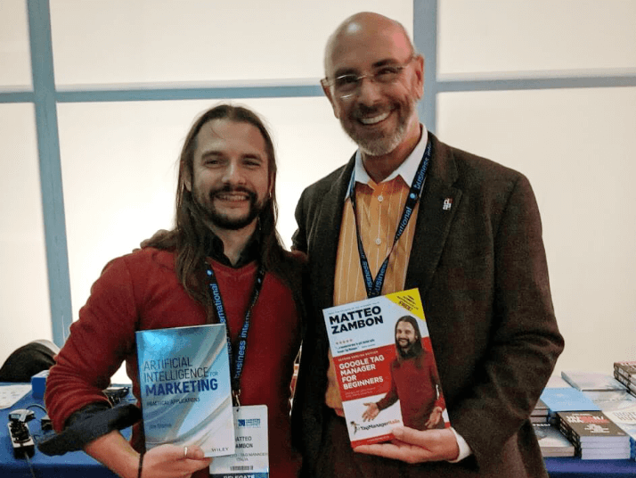 Matteo Zambon e Jim Sterne Google Tag Manager per chi inizia
